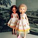 Tinies- in vintage handkerchief dresses by little_moshi