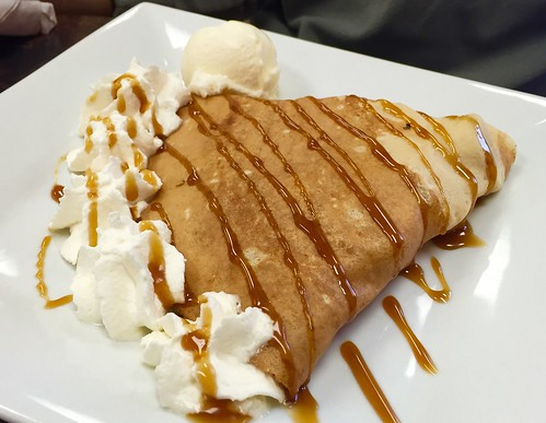 Crepes and Cafe