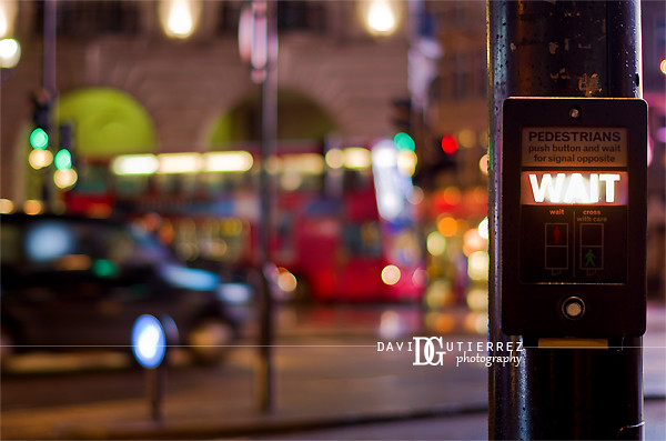 London Night Life, Piccadilly Circus