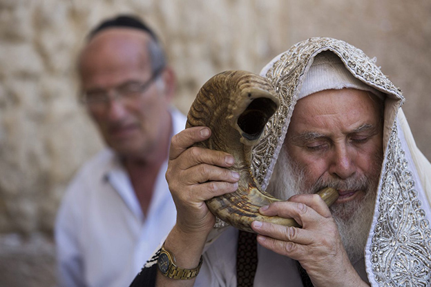 MIDEAST ISRAEL JEWISH NEW YEAR