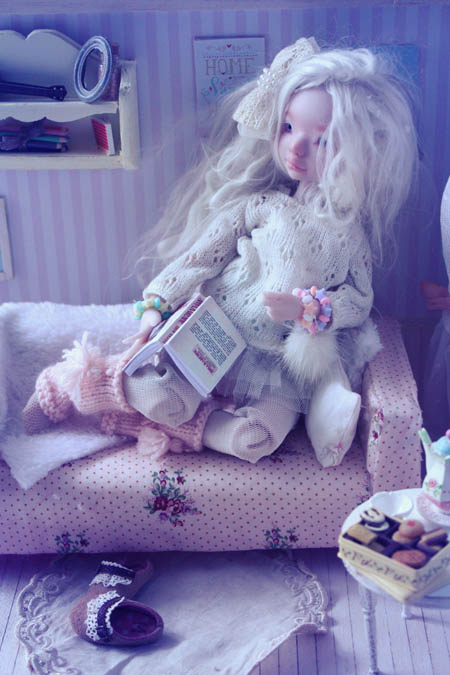 *Thea* [Dust of doll Meel OOAK]