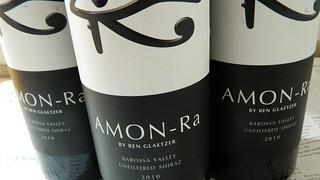 AMON-RA by Ben Glaetzer 2010 Shiraz (Cult Bottling)