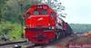 Sumatera coal freight train