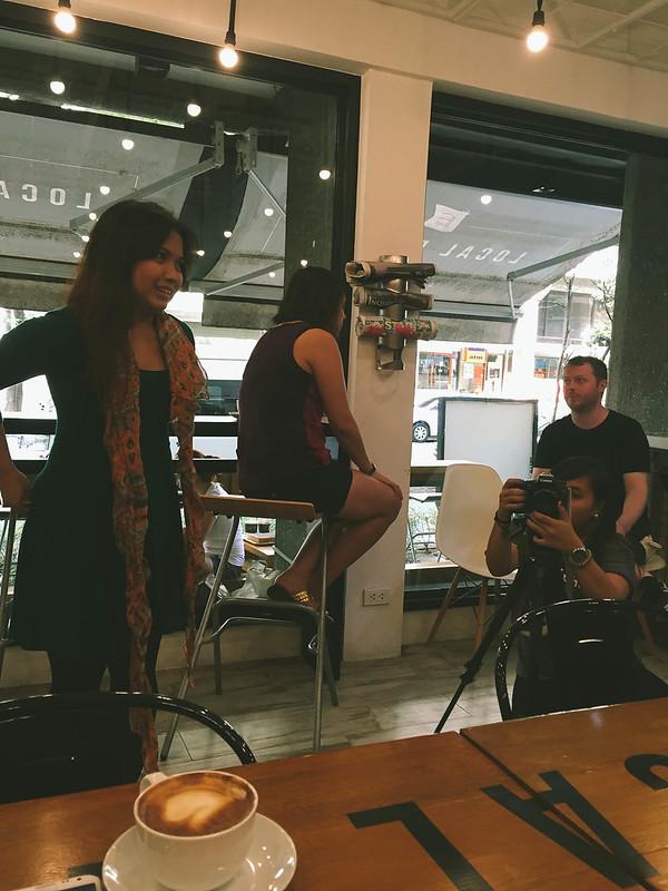 Muni Creative Mornings 3 at Local Edition