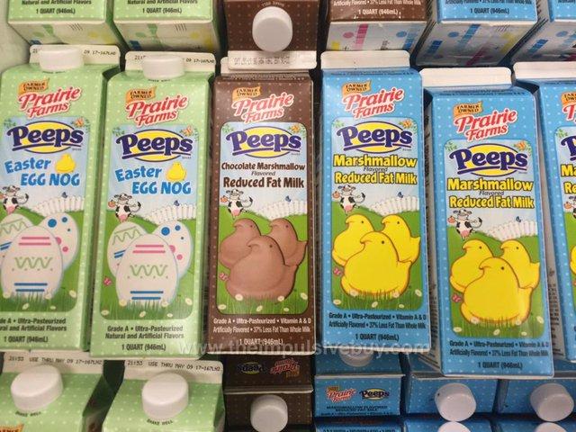 Prairie Farms Peeps Marshmallow Milk