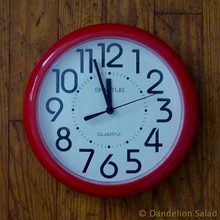 Doomsday Clock: 3 Minutes to Midnight