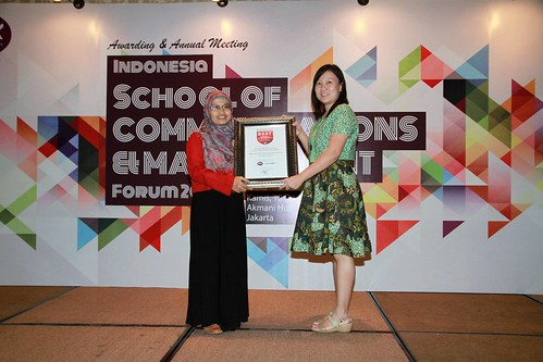 Indonesia School of Communications & Management 2014
