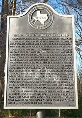Photo of Black plaque number 23111