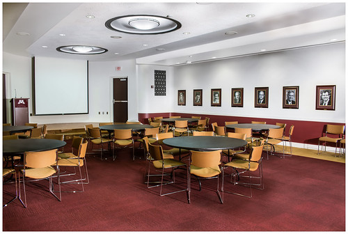 CMU President's Room_Rounds