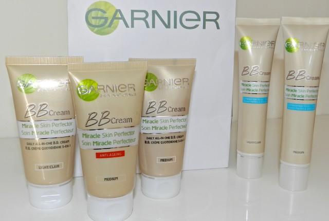 BBCream-Garnier