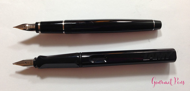Review Pilot Elabo Fountain Pen - Soft Extra-Fine @JetPens @PilotPenUSA (4)