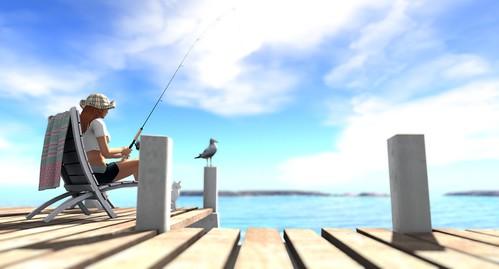 Where's Dim Sum? #291 - Fishy anticipation