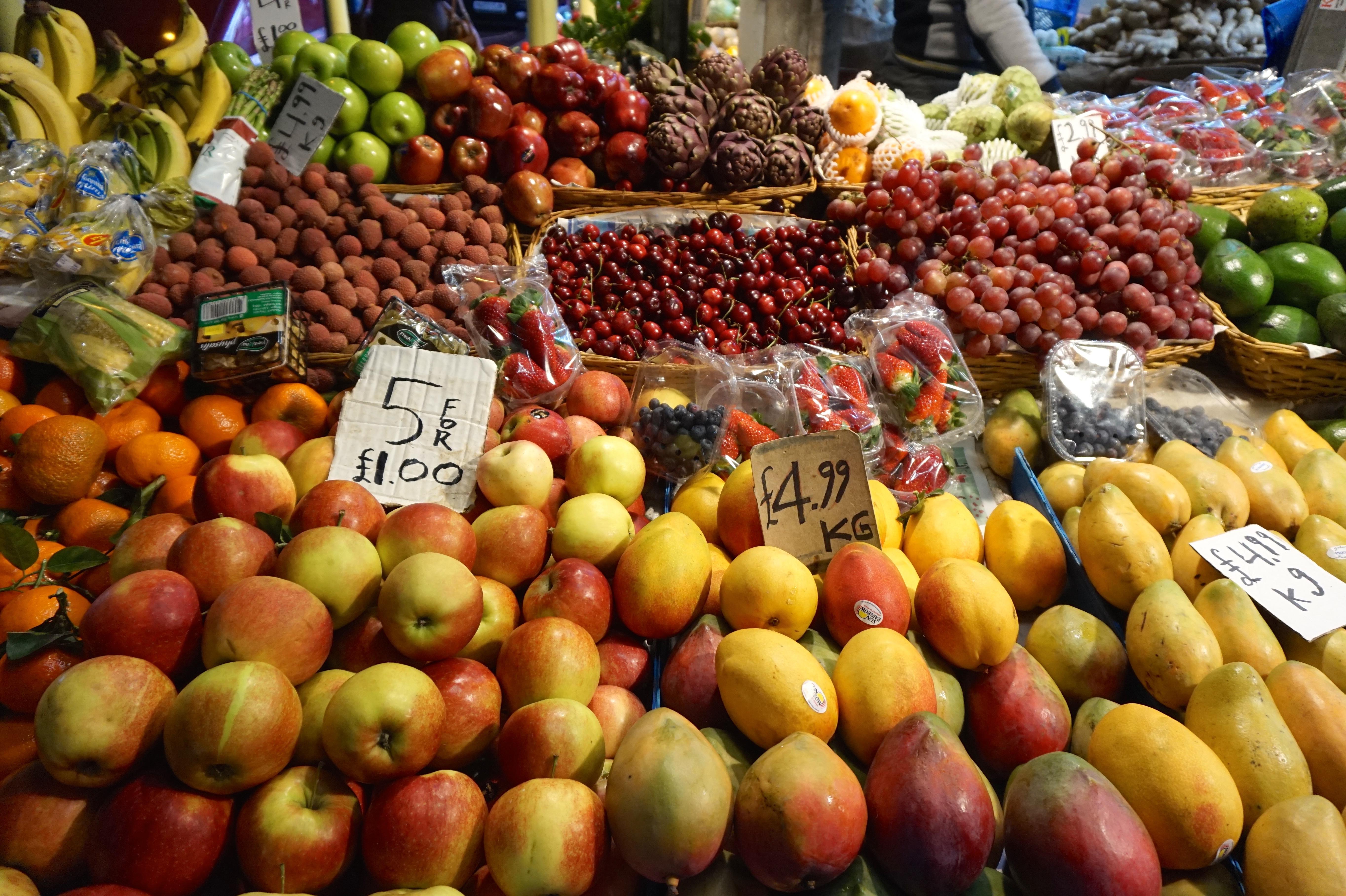Brixton Market 3