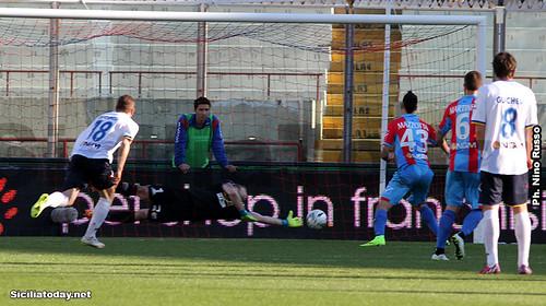 Catania ultimo in Serie B. È piena crisi$