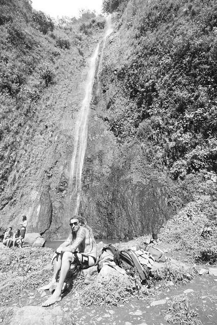 Ramon Waterfalls. Ometepe, NIcaragua.