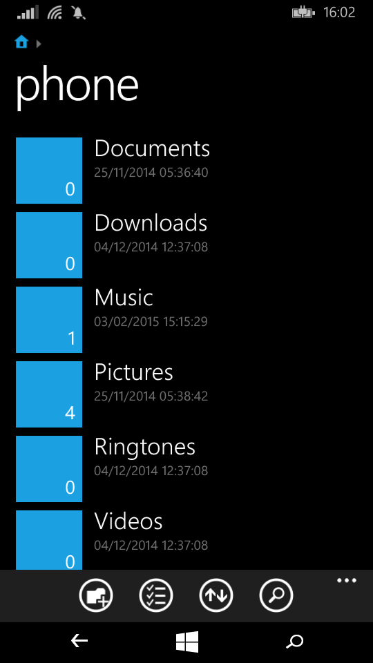 Apps Files
