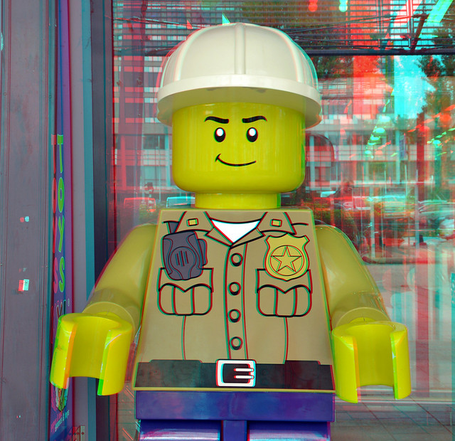 LEGO Alexandrium Rotterdam 3D