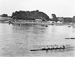 Snapshot, Waterford Regatta, July 1901