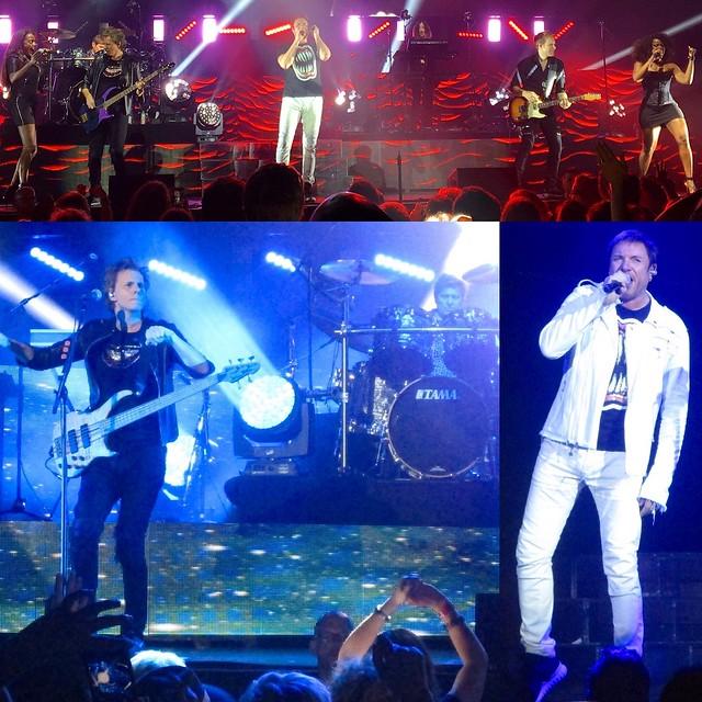 Duran Duran - 21 July 2016: Live in Camden, NJ
