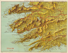 The Sunny Side of Ireland. How to see it by the Great Southern and Western Railway ... With seven maps and over 130 illustrations, etc