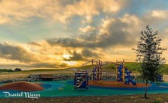 Went to check out the new and improved Pearsall Park on the southside of San Antonio. This is just one of the many lay areas I shot at sunrise   #sunrise #texassky #pearsallpark  #sanantoniophotographer #satx #sanantonio #southside #satown #photographer #