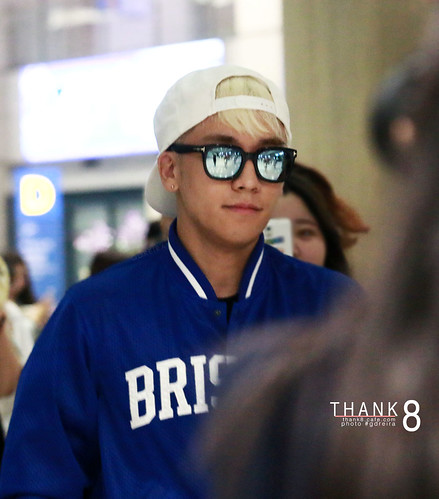 BIGBANG Arrival ICN from Malaysia 2015-07-26 HQs by GDREIRA 022