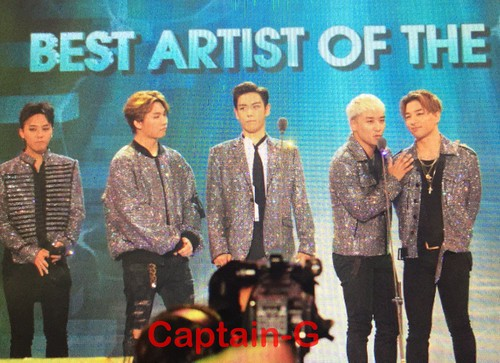 BIGBANG - MelOn Music Awards - 07nov2015 - Captain G - 15