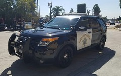 CHP Ford Police Interceptor Utility