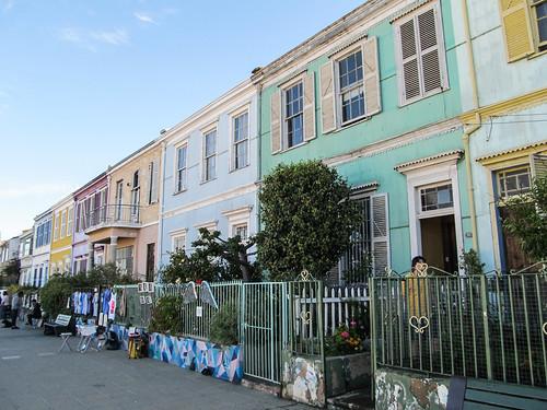 Valparaiso: el Paseo Atkinson