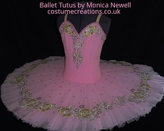 PINK CLASSICAL TUTU -  Aurora Sleeping Beauty