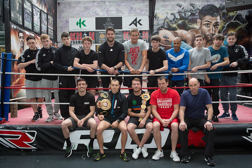 Boxing - Joe Gallagher and Scott Quigg etc