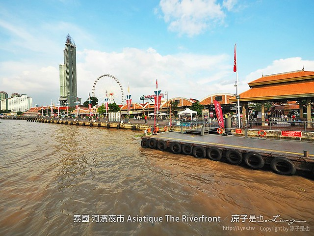泰國 河濱夜市 Asiatique The Riverfront 46