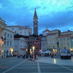 Piran, the Tartini Square