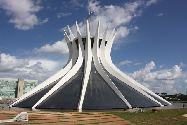 Brasilia, Cathedral of Brasilia