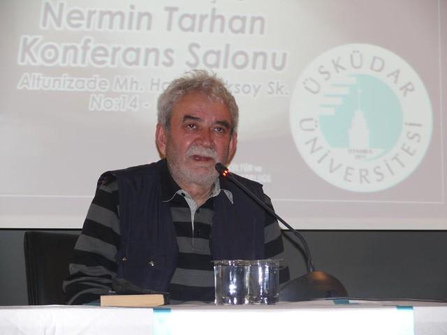 Üsküdar Üniversitesi'nde Mevlana anıldı…