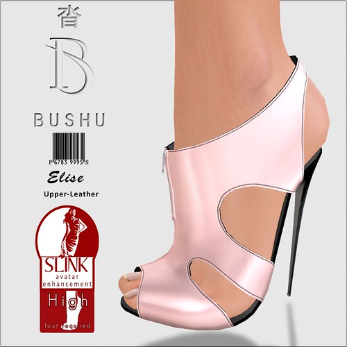 Bushu 1024 for Marketplace Elise Ice Pink