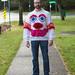 The Amazing Clown Sweater by Mark Klotz