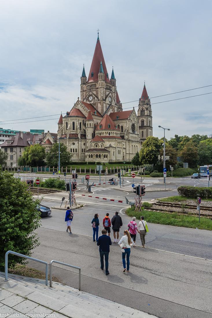 Венский Дунай-72