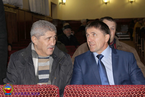 Конференция Светловодской городской организации Партии Пенсионеров Украины 28 января 2014 г. (12)