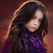 Pretty in Purple by ljholloway photography