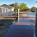 Pool Deck Extension In Vacaville
