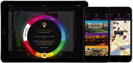 Le mie 5 stylish app per viaggiare intorno al mondo1