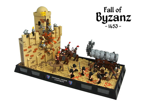 Fall of Byzanz