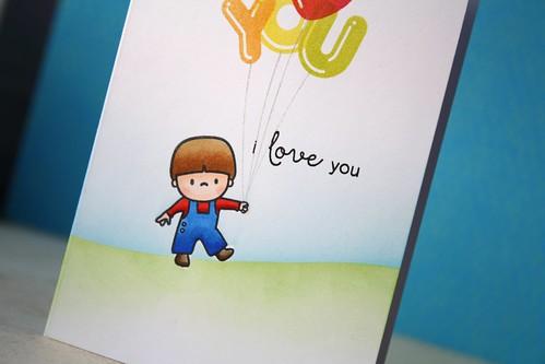 Mama Elephant-Balloon Letters