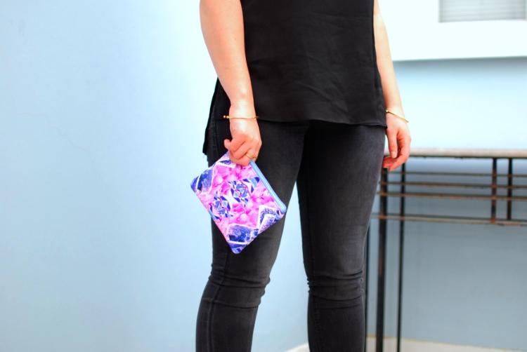 Rianna Phillips Darwin Mini Pouch Bag