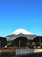 Mt.Fuji 富士山 12/2/2014