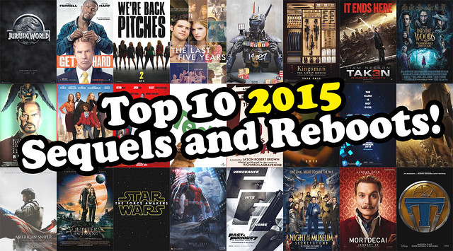 Nerd Next Door: Top 10 Sequels and Reboots on 2015