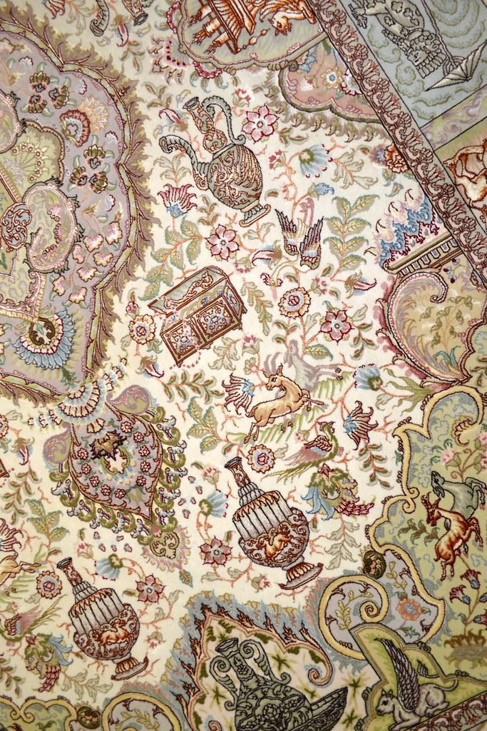 Tabriz 7x10 Nami Persian Rug (1)