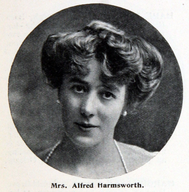 Header of Alfred Harmsworth