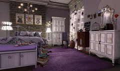 My Pretty Purple Room